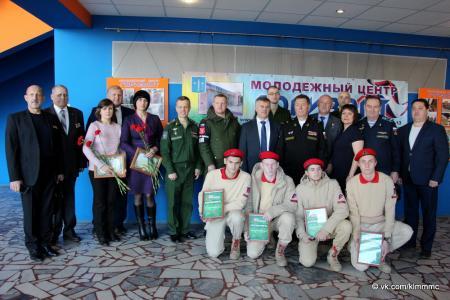 В Коломне отметили Всероссийский день призывника