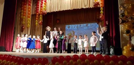 Юбилейный концерт спортивного клуба «Динамо»