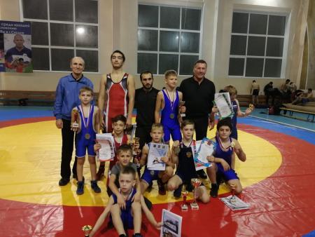 Спортсмены спортшколы «Спартак» показали наивысший результат