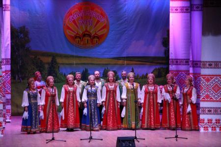 Хоровые коллективы выступили в РДК «Черкизово»