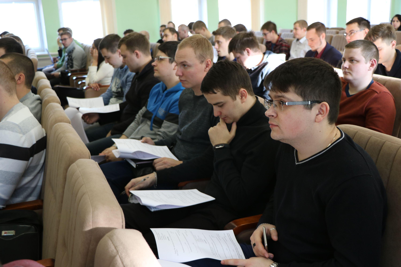 Школа молодого специалиста КБМ выпустила 62 человека