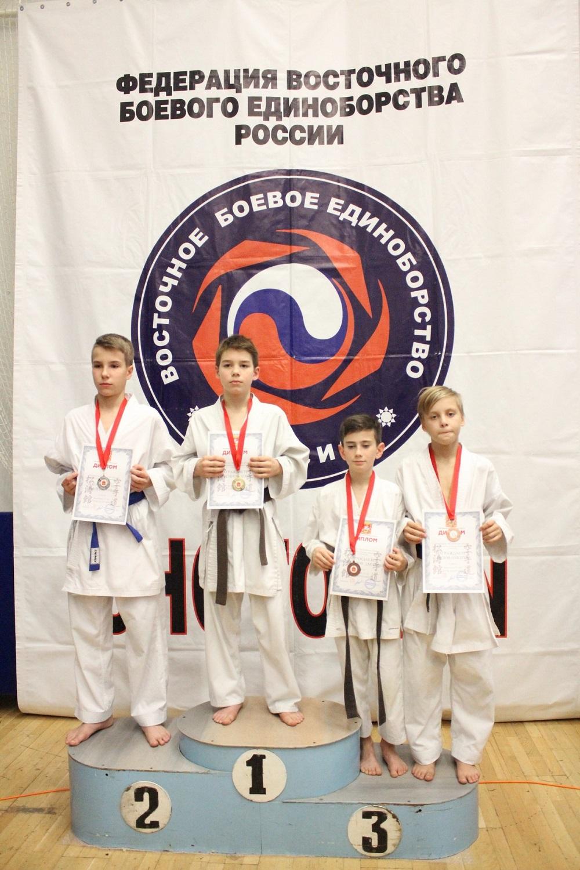 23 медали выиграли коломенские воспитанники «Спортивной школы по спортивным и прикладным единоборствам»
