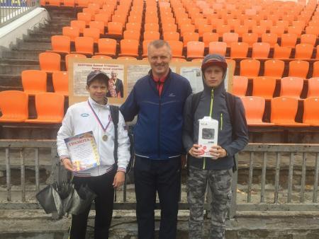Коломенский тренер получил почётное звание «Заслуженный тренер России»