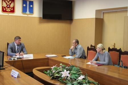 На Общероссийский день приёма граждан в Коломенском округе обратились 18 человек