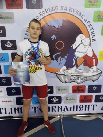 Успешное выступление коломенских спортсменов на международном турнире по греко-римской борьбе