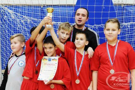 Прошли финальные матчи первенства школ по мини-футболу