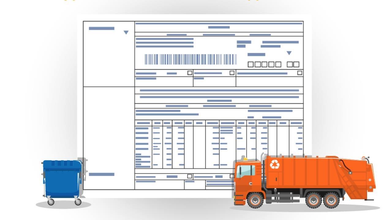 О порядке начисления платы за услугу «обращение с твердыми коммунальными отходами»