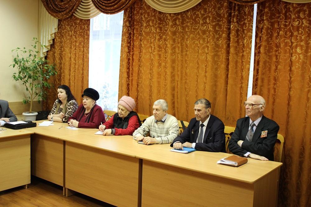 В администрации прошла встреча с лидерами общественных организаций