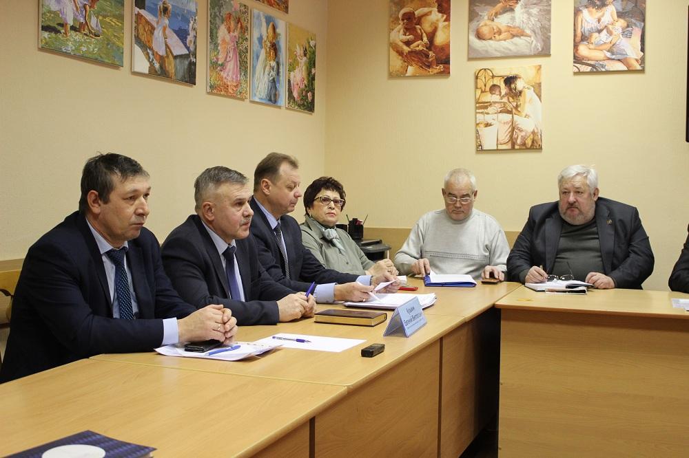 Новости Коломны   В администрации прошла встреча с лидерами общественных организаций Фото (Коломна)   politika iz zhizni kolomnyi