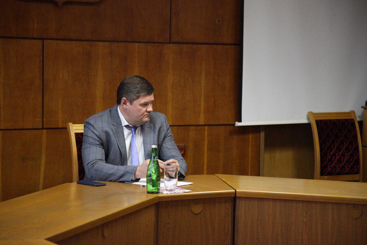 Новости Коломны   Глава провел первый в новом году прием предпринимателей Фото (Коломна)   iz zhizni kolomnyi