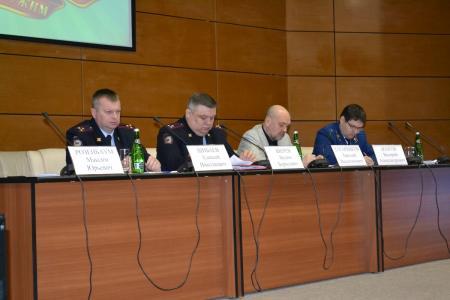 В УМВД России по Коломенскому городскому округу подвели итоги оперативно-служебной деятельности за 2018 год