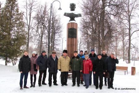 В Коломне почтили память лётчика-аса Василия Александровича Зайцева