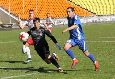 Коломна поставляет футболистов в профессиональные лиги