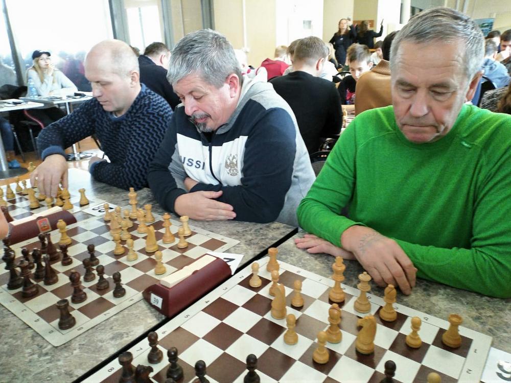 Шахматный турнир прошел в Коломне