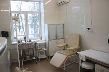 В детском инфекционном отделении завершился капитальный ремонт