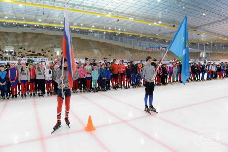 В Коломне прошли открытые Всероссийские массовые соревнования «Лёд надежды нашей»