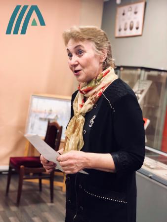 Коломенская поэтесса презентовала книгу