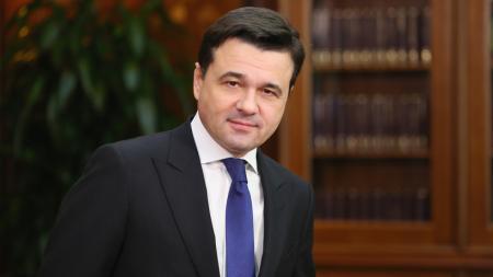 Поздравление Губернатора Московской области Андрея Воробьева с Днем защитника Отечества