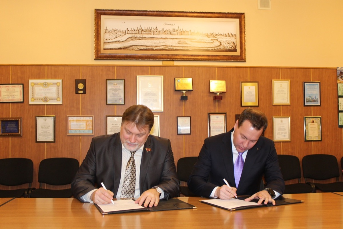 ГСГУ и Среднерусский банк сообщили о старте кампусного проекта