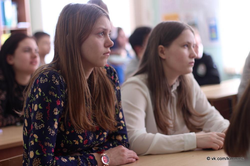 Молодежный центр «Выбор» познакомил школьников с миром профессий