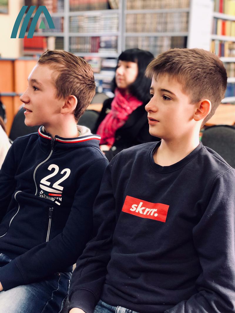 Новости Коломны   Программа «Дети войны» прошла для коломенских школьников в библиотеке Фото (Коломна)   obrazovanie v kolomne iz zhizni kolomnyi