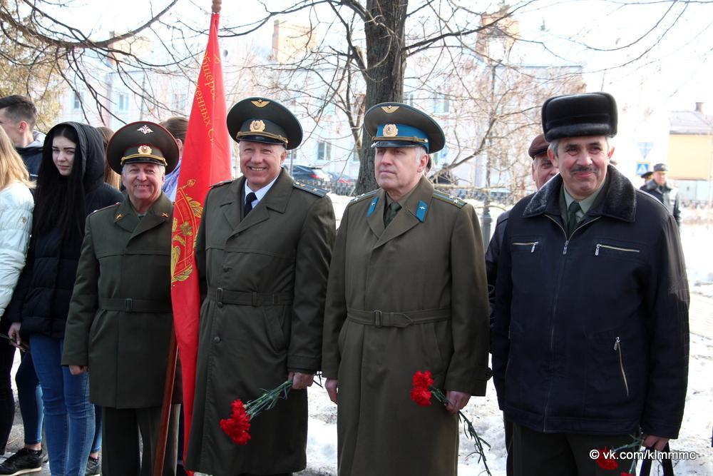 В Коломне дан старт «Уроку мужества и чести» в память о советском летчике Василии Александровиче Зайцеве