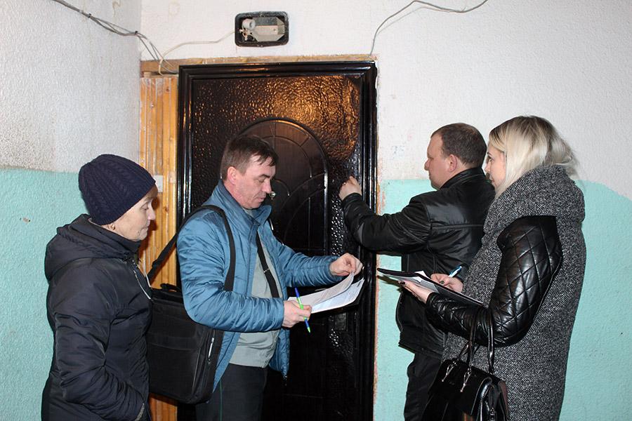 Продолжается работа с должниками за жилищно-коммунальные услуги