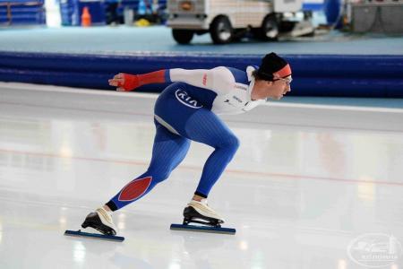 Эксперимент по улучшению скоростных характеристик льда провели технологи Конькобежного центра «Коломна»