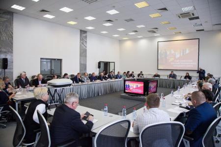 На Совете директоров обсудили важные вопросы жизни Коломенского округа