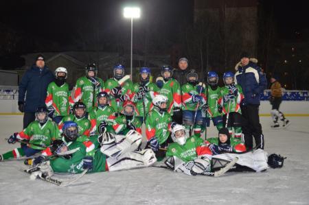 Коломенская команда «Северная звезда» стала победителем открытого первенства Московской области по хоккею