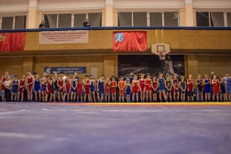 Команда Коломны — лидер ХХ Всероссийского турнира по греко-римской борьбе