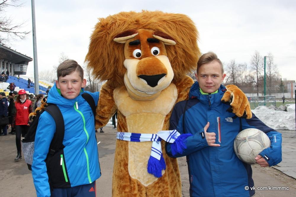 В Коломенском городском округе открылся футбольный сезон