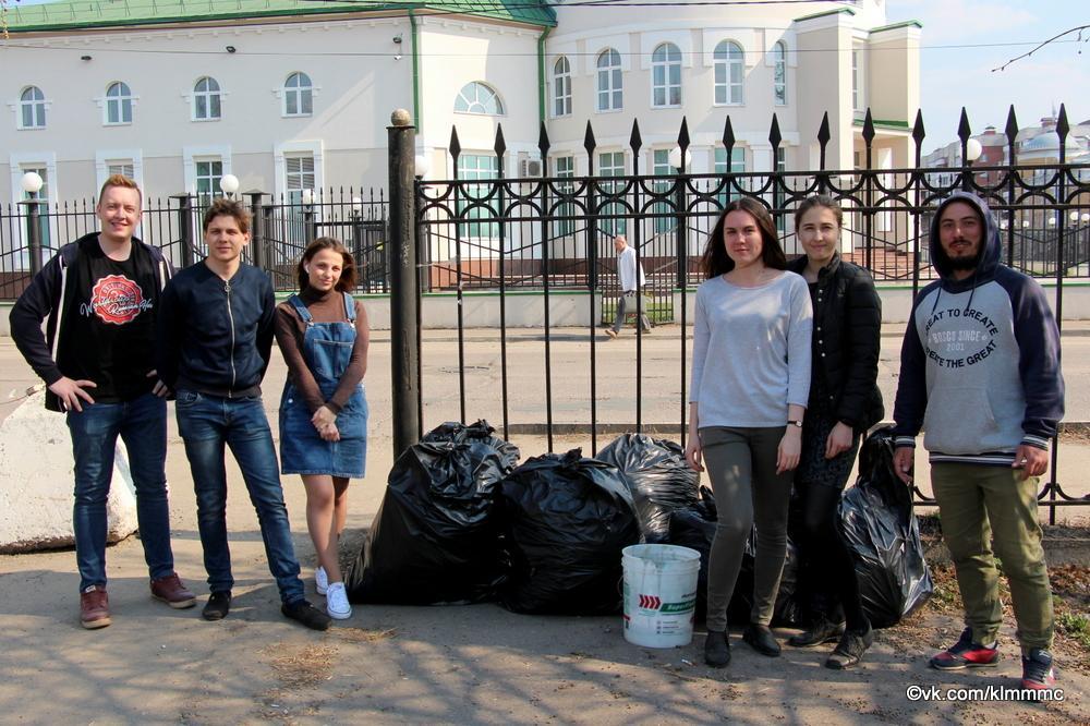 Новости Коломны   Студенты медколледжа отметили День Земли Фото (Коломна)   iz zhizni kolomnyi