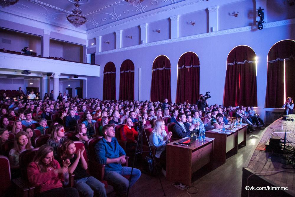 Фестиваль юмора состоялся в Коломенском городском округе