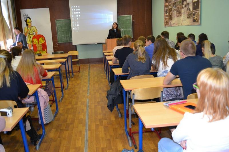 Новости Коломны   Коломенские полицейские провели профилактическую беседу со студентами Фото (Коломна)   iz zhizni kolomnyi