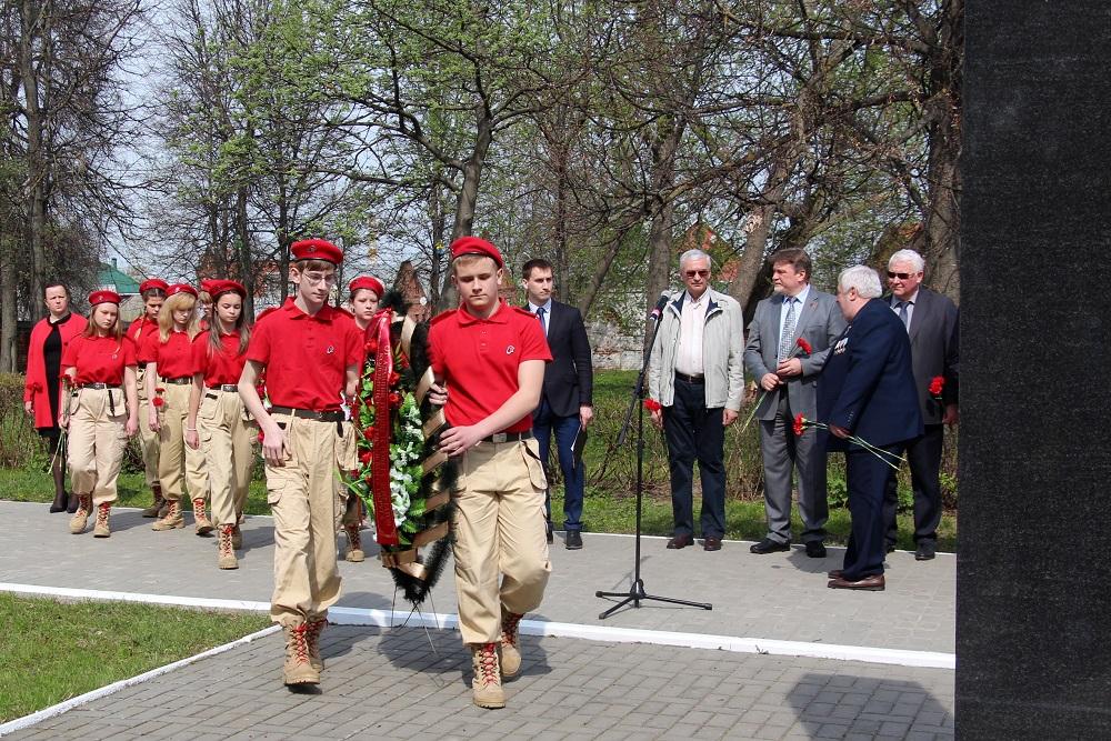 Новости Коломны   В Коломне вспоминали катастрофу на Чернобыльской АЭС Фото (Коломна)   iz zhizni kolomnyi