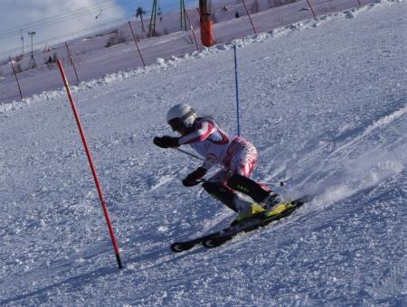 Коломенские горнолыжники добились успеха на соревнованиях Приз Валерия Цыганова