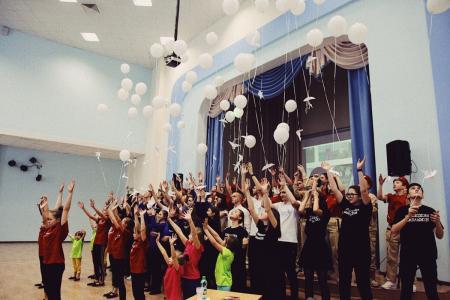 Молодежь Московской области популяризирует волонтерство среди школьников
