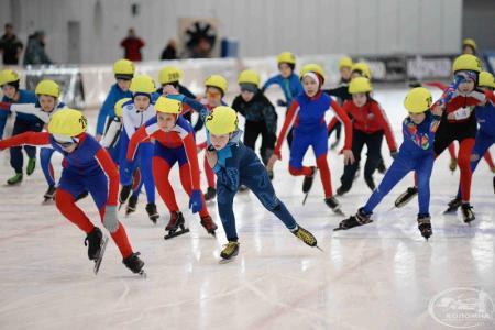 Детский марафон собрал 150 юных спортсменов