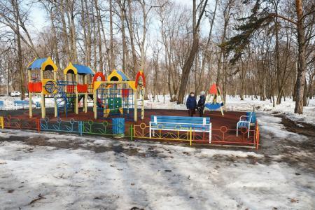 Новая благоустроенная территория появится в Коломенском городском округе
