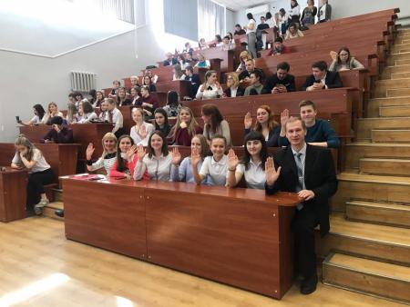 Студенты ГСГУ защитили проекты в «Школе губернатора»
