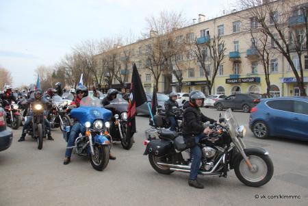 Коломенские мотоциклисты дали старт мотосезону-2019