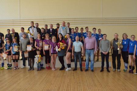 В Коломенском городском округе подвели итоги волейбольного сезона