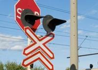 Закрытие железнодорожного переезда
