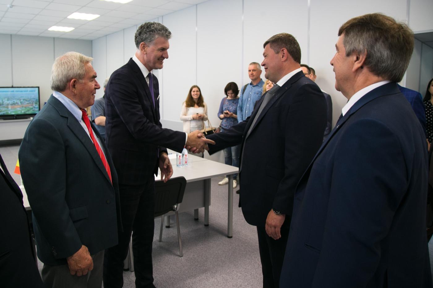У Коломенского городского округа появился город-побратим в Румынии – Нэводари