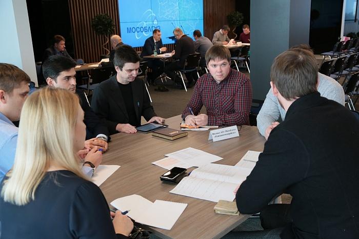 В Мособлгазе пройдет круглый стол для малого и среднего бизнеса