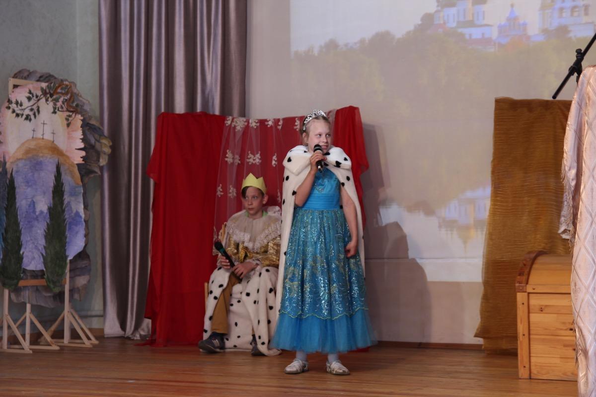 Воспитанники воскресных школ приняли участие в Пасхальном фестивале