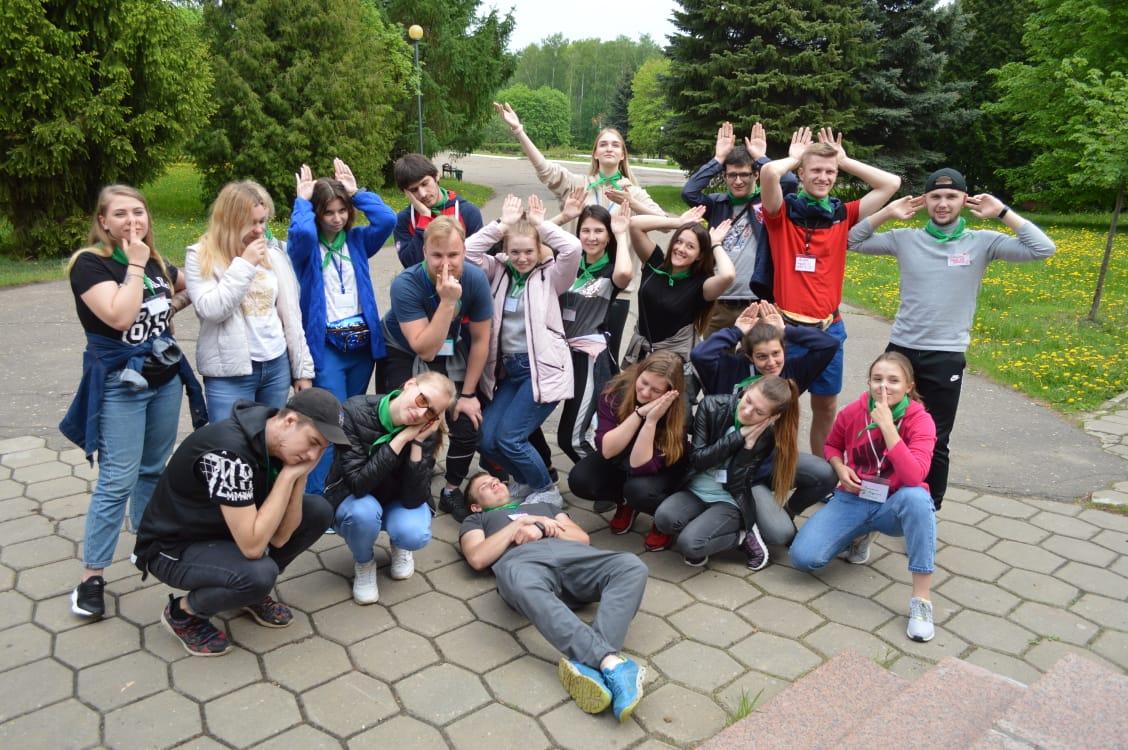 Новости Коломны   Более 300 студентов ГСГУ отправятся вожатыми в лагеря этим летом Фото (Коломна)   obrazovanie v kolomne iz zhizni kolomnyi