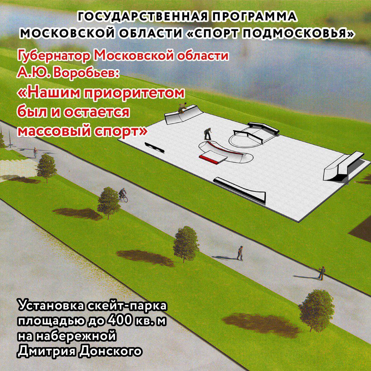 Новости Коломны   Каким будет новый скейт парк в Колычево? Фото (Коломна)   iz zhizni kolomnyi