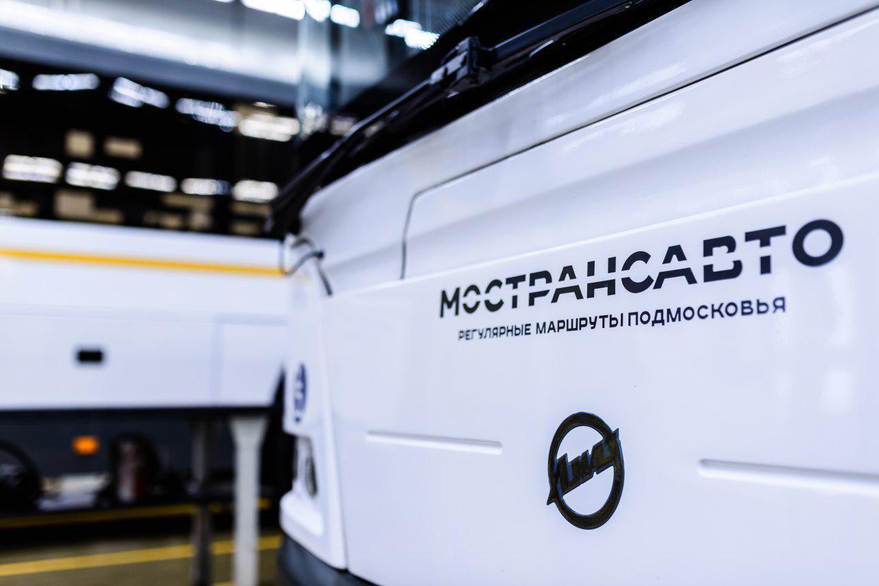 Более 2,5 тысяч подмосковных школьников перевезут автобусы Мострансавто в летние лагеря